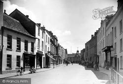 Long Street 1949, Tetbury