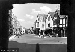 Long Street c.1950, Tetbury