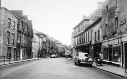 Tetbury, Long Street c.1955