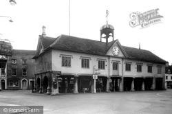 Market House 1956, Tetbury