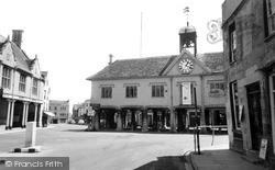 Market Place c.1960, Tetbury