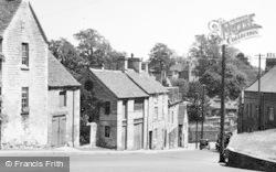 Tetbury, Silver Street c.1955