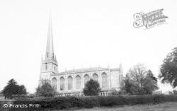 Tetbury, St Mary's Church c.1960