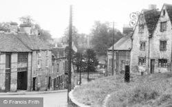 Tetbury, The Green c.1950