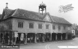 Tetbury, Town Hall c.1965