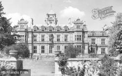 Tetbury, Westonbirt School c.1955