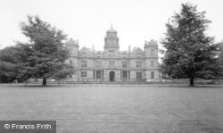 Tetbury, Westonbirt School c.1960