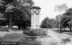 Tettenhall, The Clock Tower c.1960