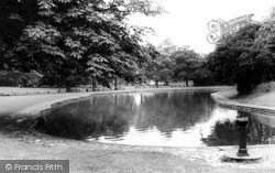 Tettenhall, The Pool, Upper Green c.1965