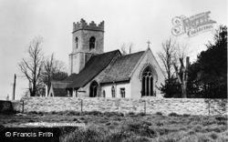 Teversham, All Saints' Church c.1965