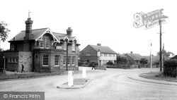 Teversham, High Street c.1965
