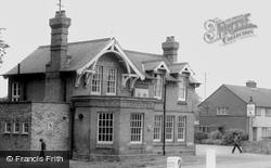 The Rose And Crown, High Street c.1965, Teversham