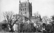 Tewkesbury, Abbey c.1869