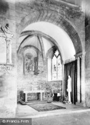 Tewkesbury, Abbey, Lady Chapel c.1955