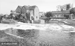 Tewkesbury, Abbey Mill c.1965