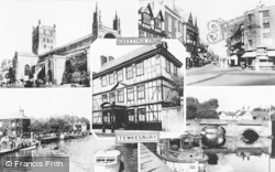 Tewkesbury, Composite c.1965