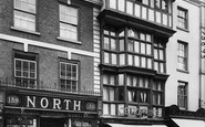 Tewkesbury, Old House, High Street 1923