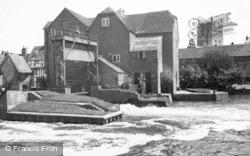 Tewkesbury, The Mill c.1955