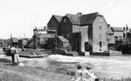 Tewkesbury, The Mill c.1960