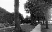 Tewkesbury, Victoria Grounds c.1960
