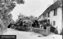 Thakeham, The Post Office c.1960
