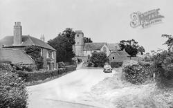 Thakeham, The Village c.1960