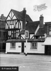Thame, Bird Cage Inn c.1955