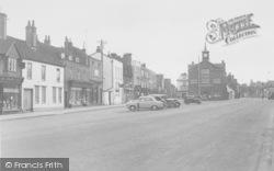 Thame, High Street c.1955