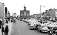 Thame, Lower High Street c1965