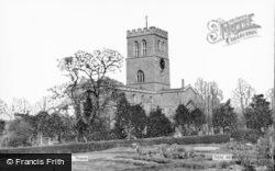 Thame, St Mary's Church c.1965