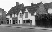 Thame, the Witch Ball c1955