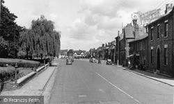 Thame, Upper High Street c.1950