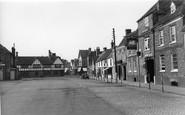 Thame, Upper High Street c1955