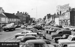 Thame, Upper High Street c.1960