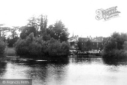 Thames Ditton, 1896
