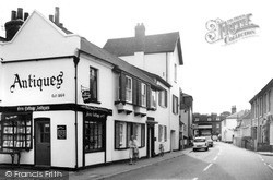 Thames Ditton, Fern Cottage Antiques c.1965