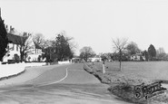 Thames Ditton, Giggs Hill Green c1955