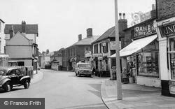 Thames Ditton, High Street c.1960