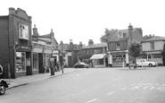 Thames Ditton, High Street c1960