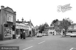 Thames Ditton, High Street c.1965