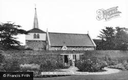 Thames Ditton, St Nicholas' Church c.1960