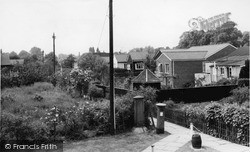 Thames Ditton, The Island c.1960