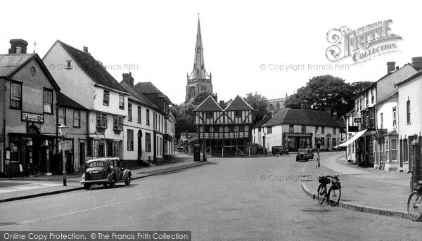 Thaxted Copyright The Francis Frith Collection 2005. http://www.frithphotos.com