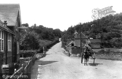The Bourne, Gravel Hill 1906