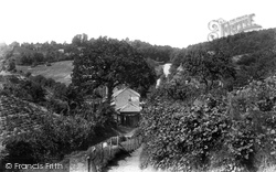 The Bourne, Village 1906