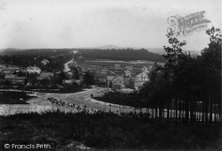 The Bourne, Village 1909