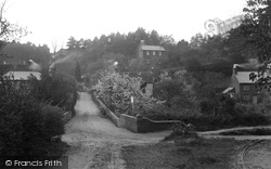 The Bourne, Village 1924