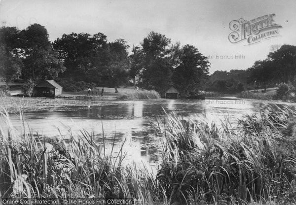Photo of The Broads, 1902