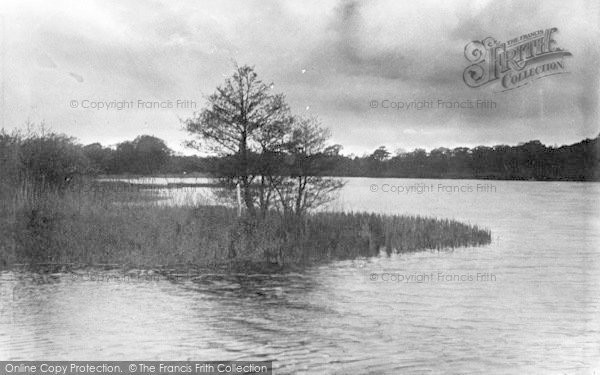 Photo of The Broads, Dawn On The Broads c.1939