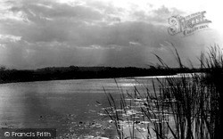 The Broads, Evening On The Broads c.1932, The Norfolk Broads